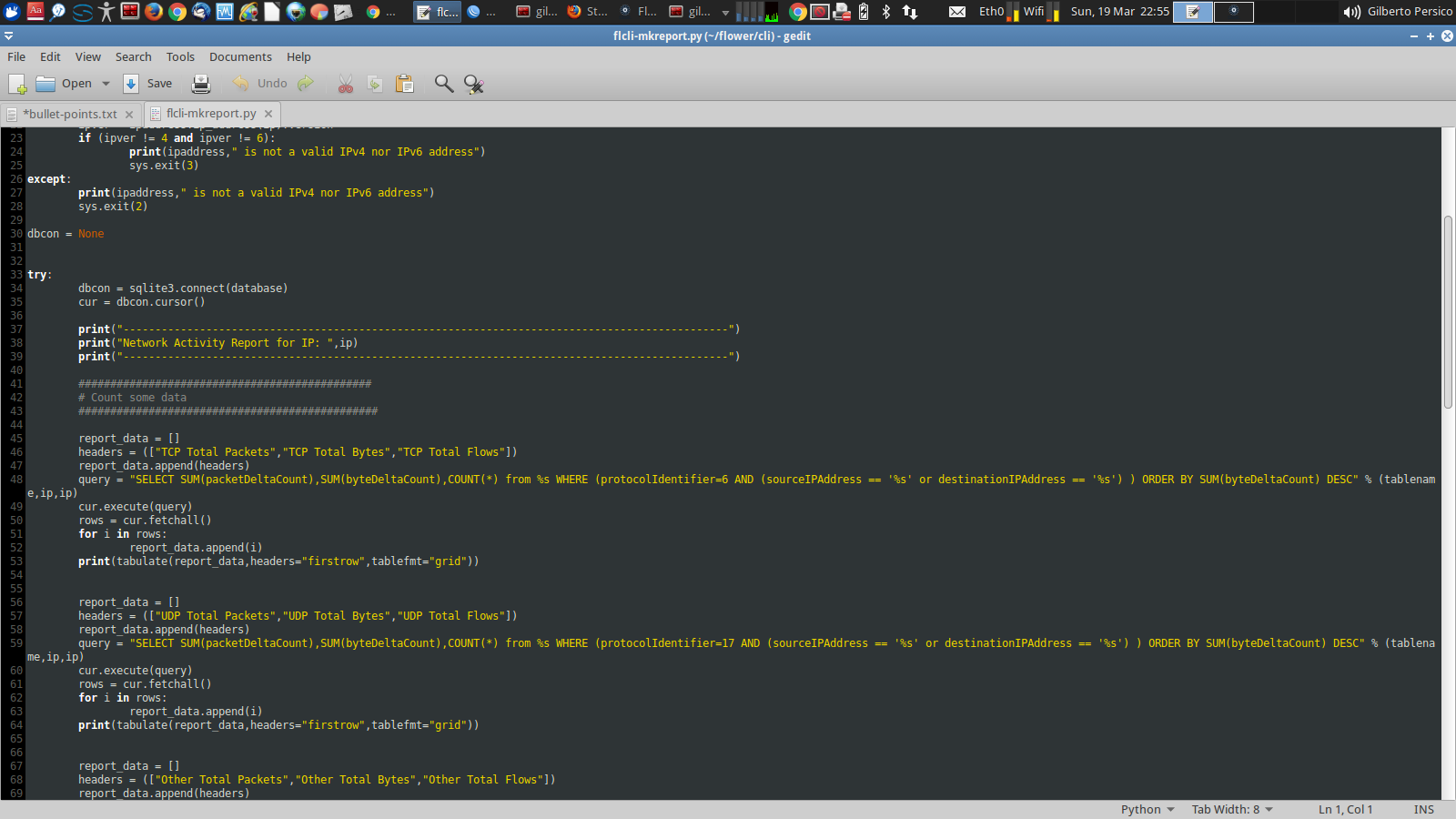 CLI Tools source code example