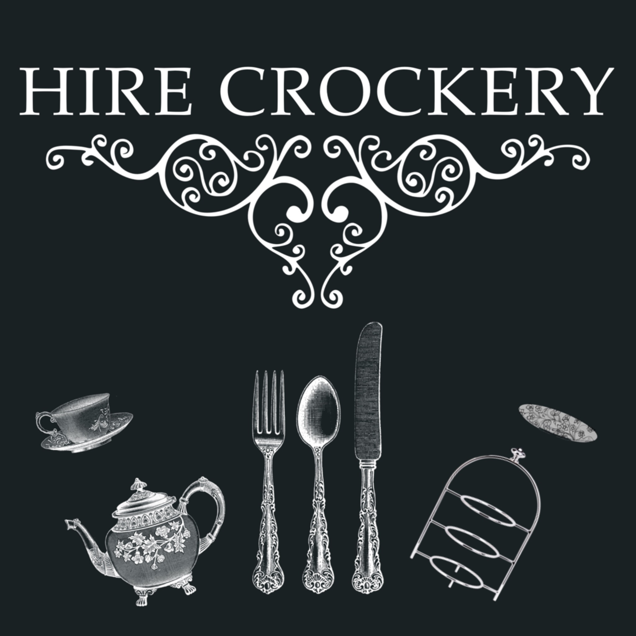 Crockery Hire