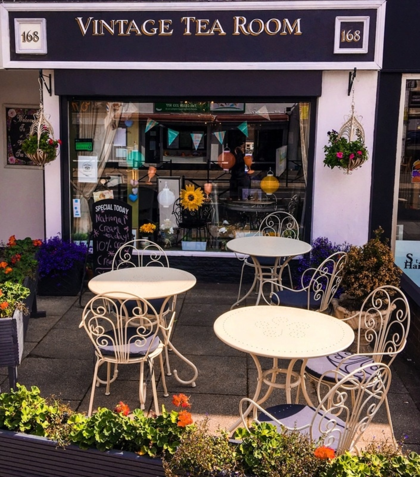 Vintage Tea Room Fareham