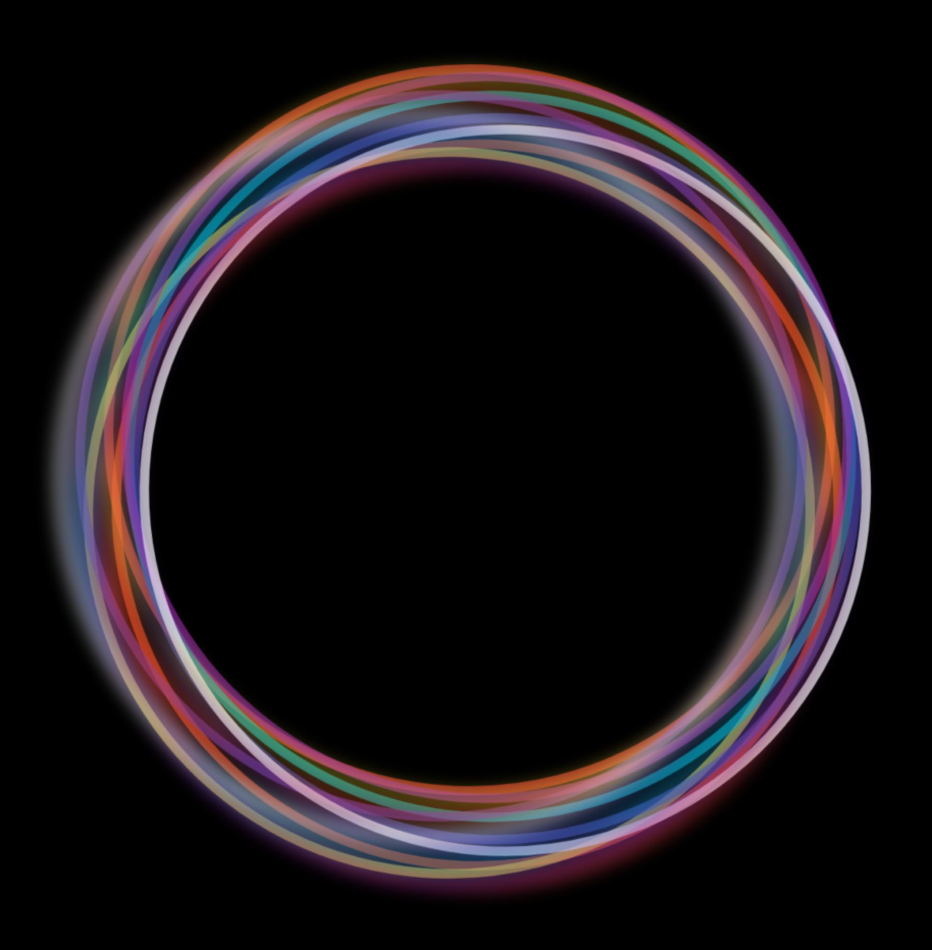 Rainbow Ring Loading