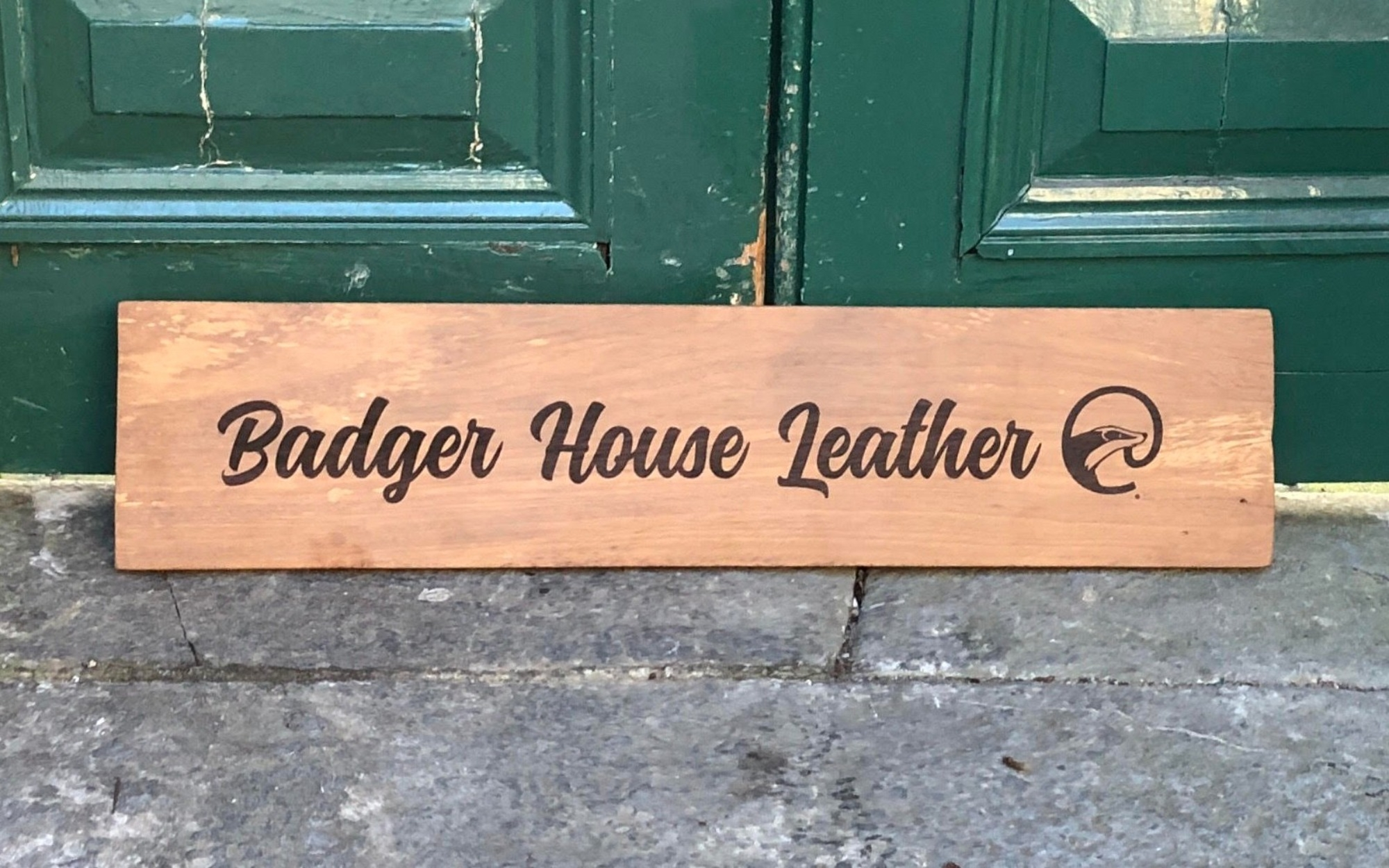 Badger House Leather in Frome, Somerset