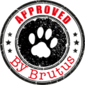 Approved by Brutus stamp