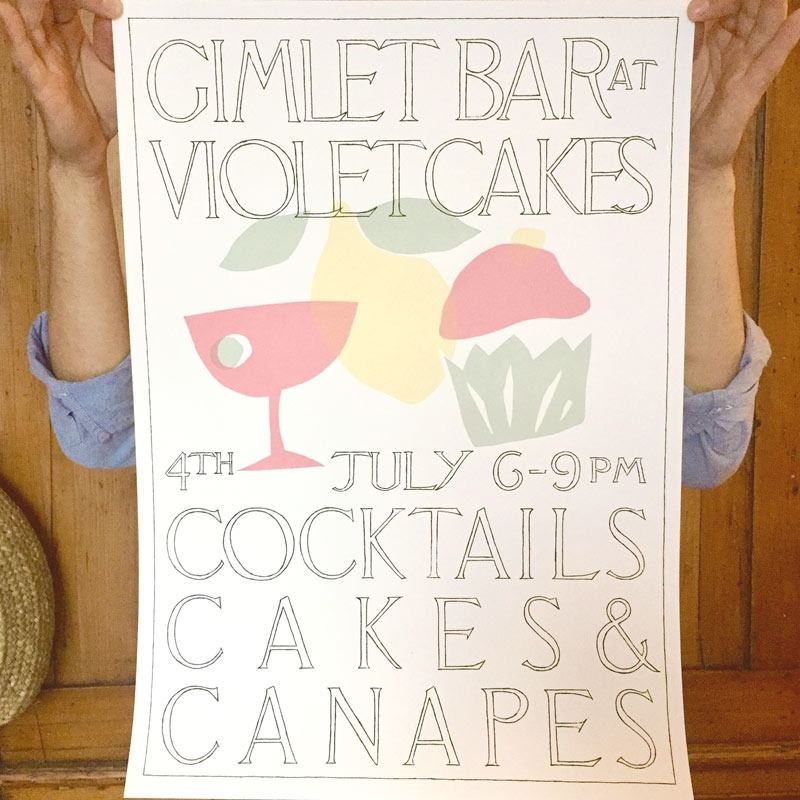 Cakes, cocktails and canapes