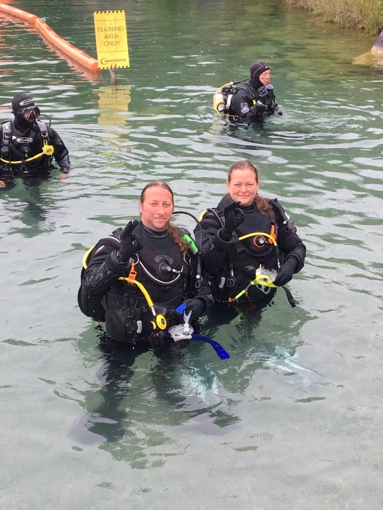 Learn to scuba dive in Great Harwood