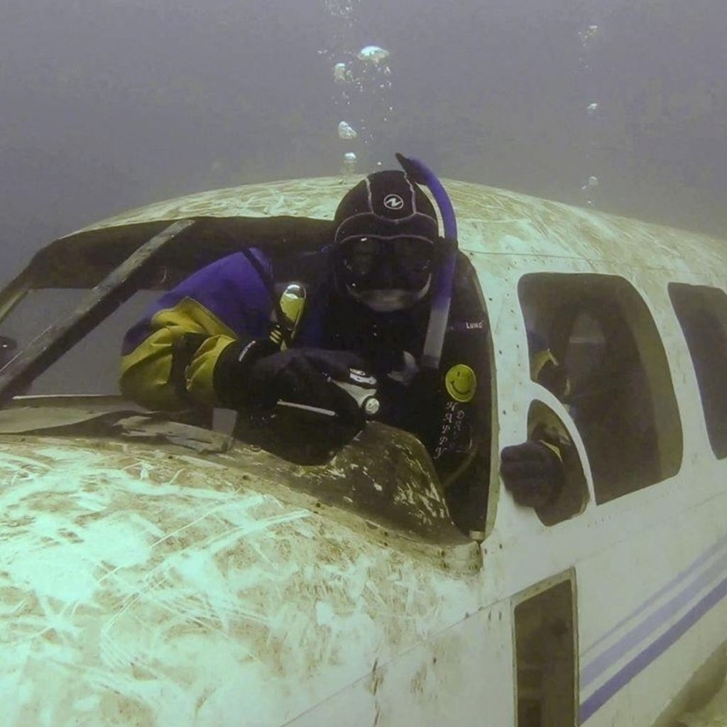 learn to scuba dive in clitheroe