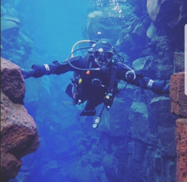 Learn to scuba dive in Lancashire
