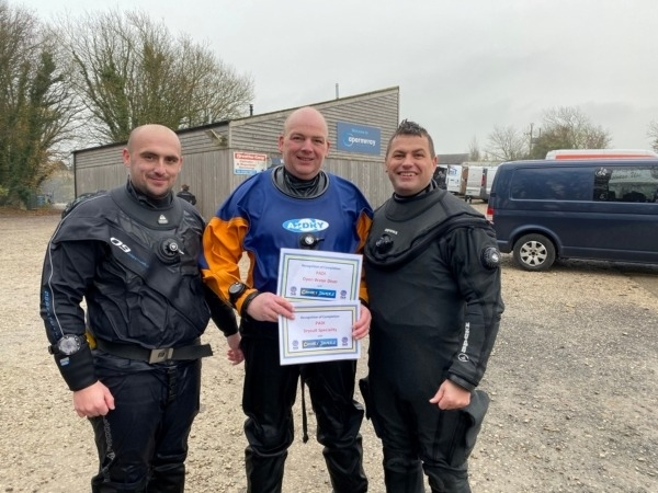 Learn to scuba Dive in Chorley