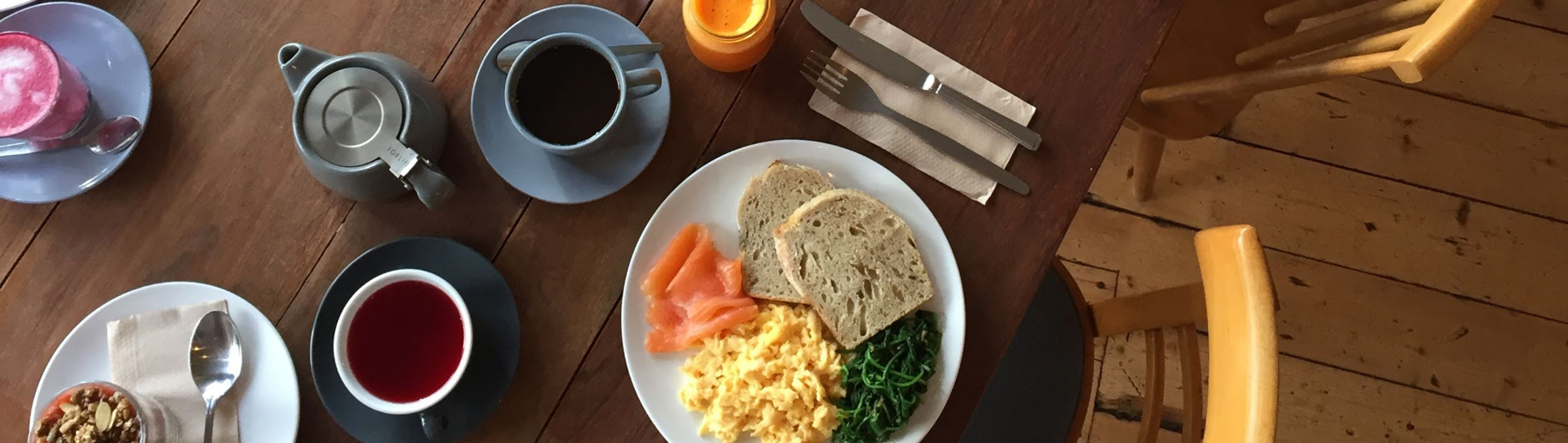Gather Carnoustie Breakfast, Brunch and Coffee