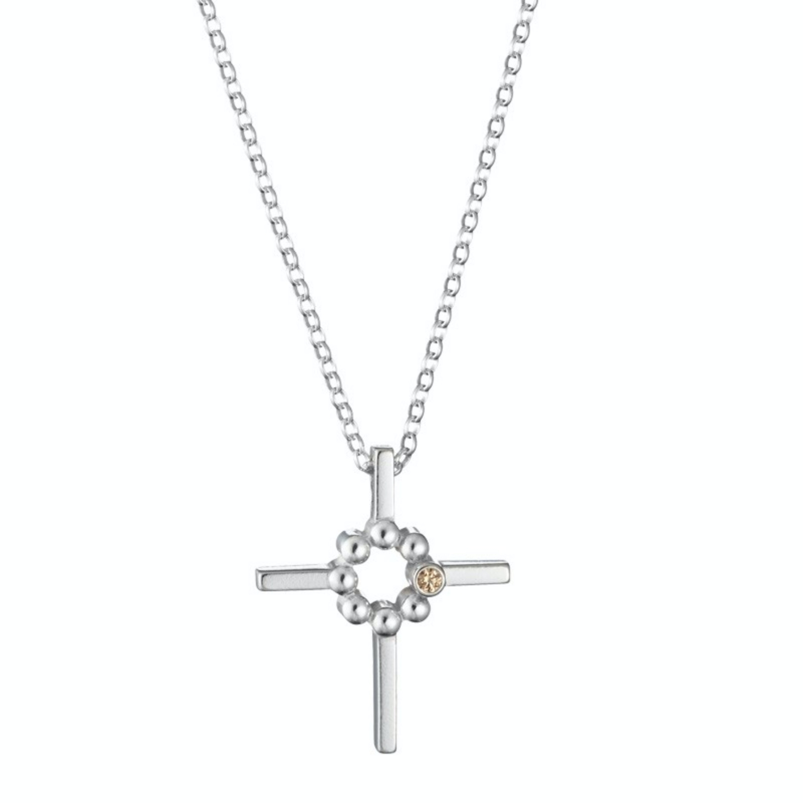 CROSS OF LIGHT PENDANT