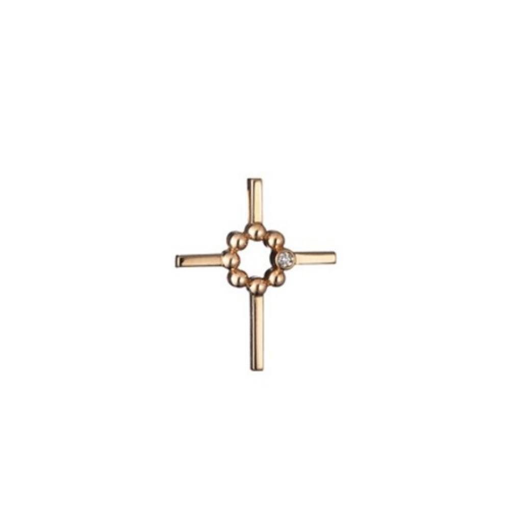 CROSS OF LIGHT CHARM