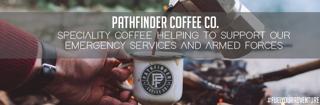 Pathfinder Coffee Co. - Coffee with a conscience.