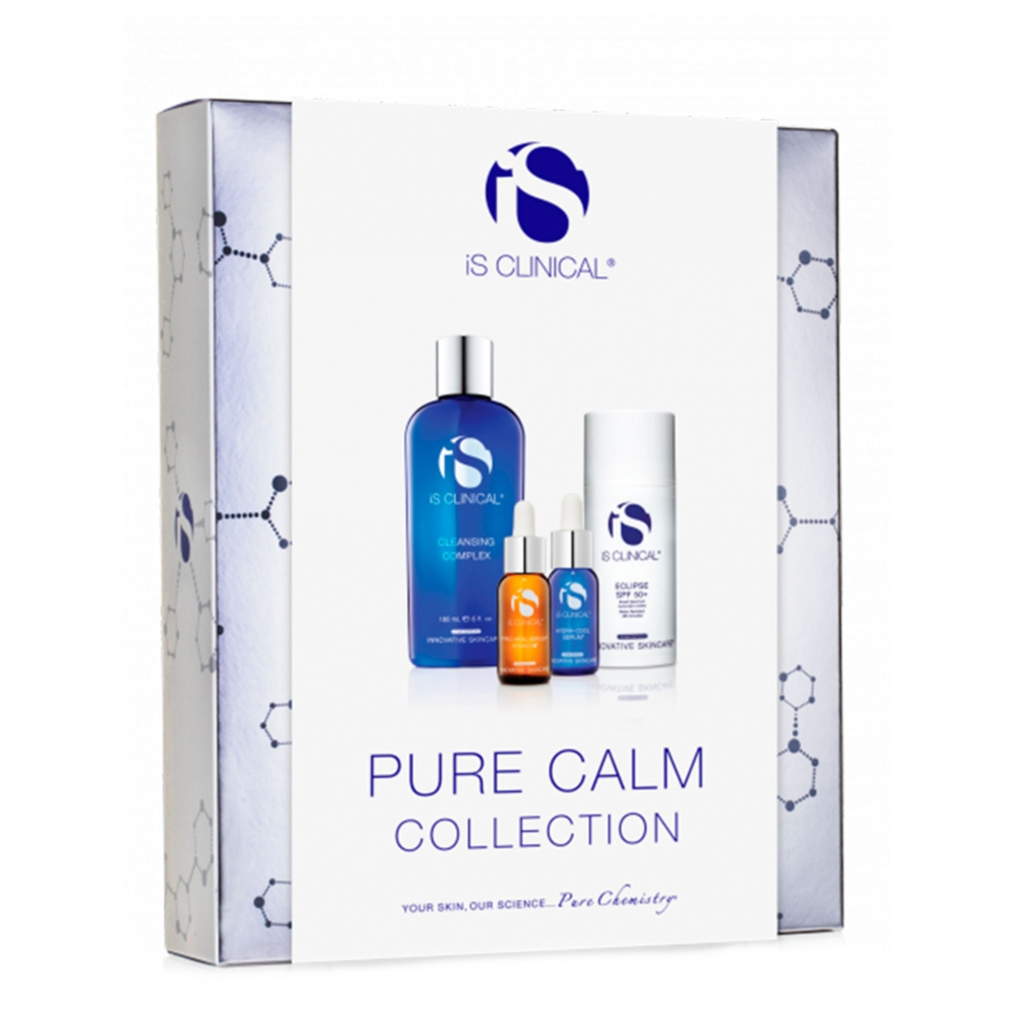 IS Clinical | Pure Calm Collection