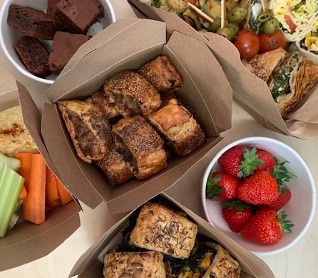 Picnic, Catering, Party Food