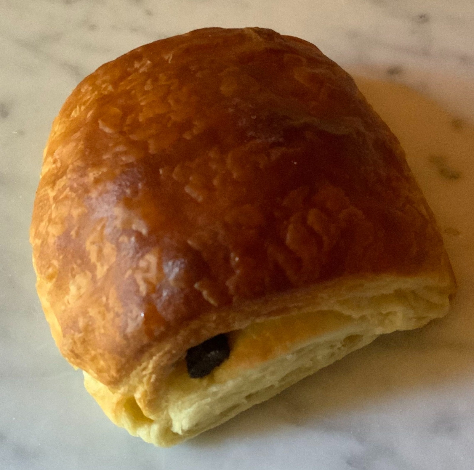 Pain au Chocolat from small-batch bakery Charlton Bakehouse