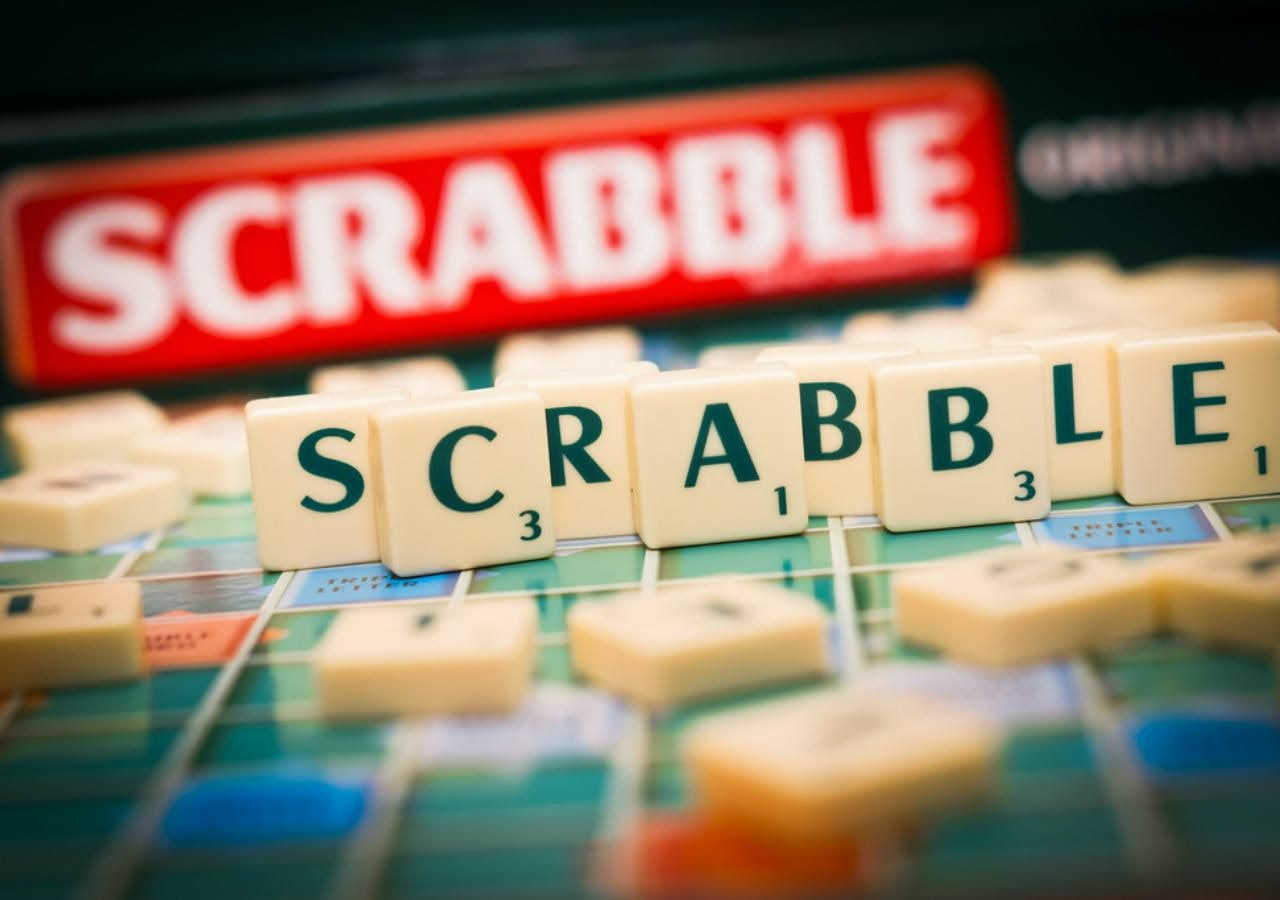 How to play Scrabble.