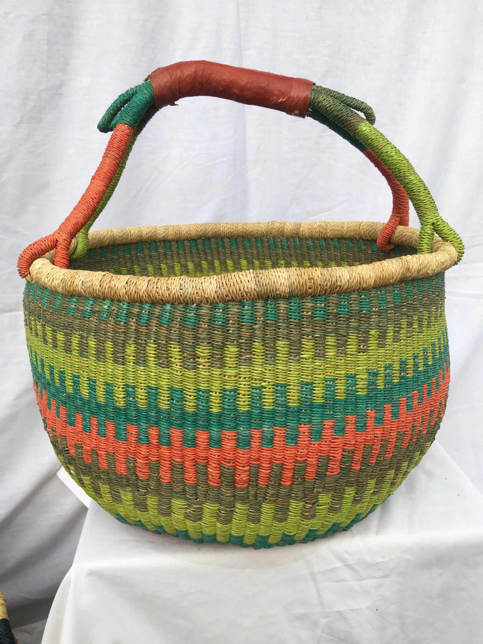 Plastic Free Shopping Baskets - Built to Last a Lifetime