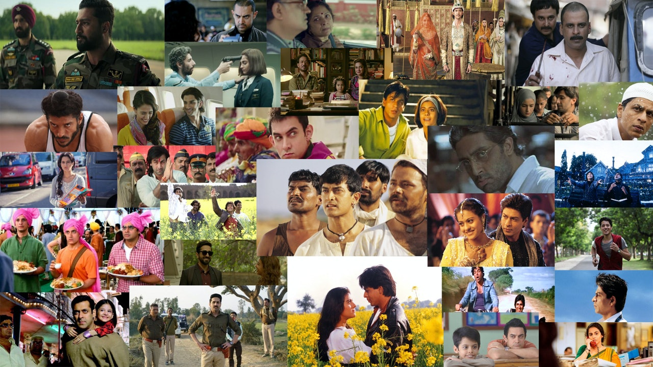 Our Selection Of Hindi Great Movies