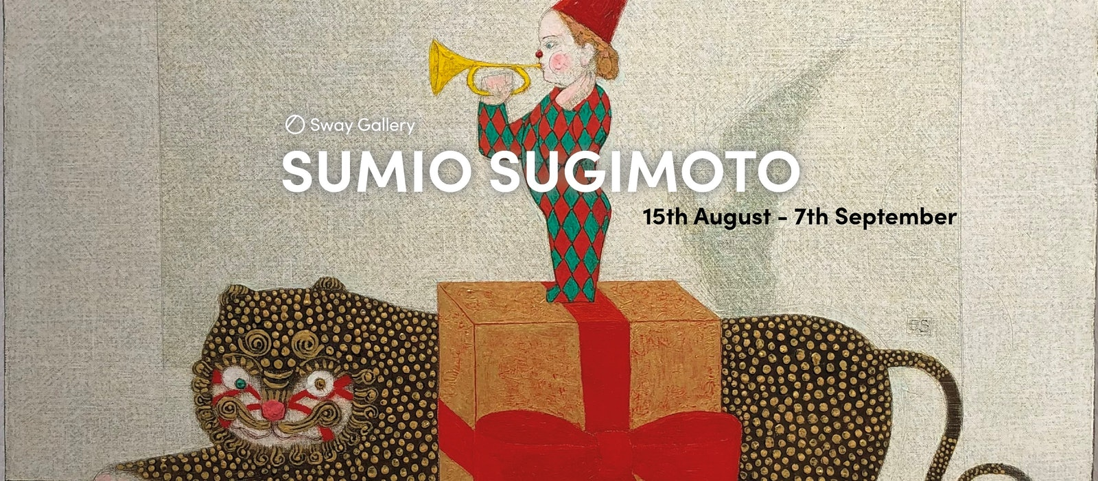 SUMIO SUGIMOTO // 15 August - 7 September 2019