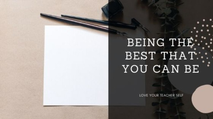 Being the best that you can be - Securing Work as a Relief Teacher