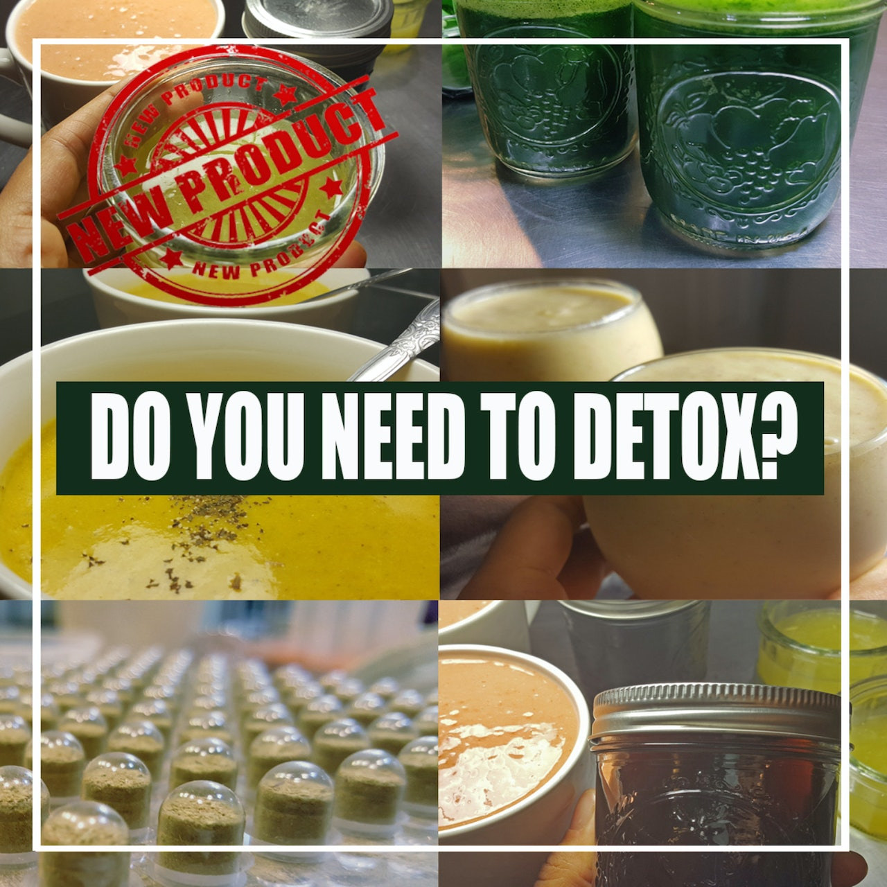 BEYOND VEGAN: DO YOU WANT TO DETOX WITH US?