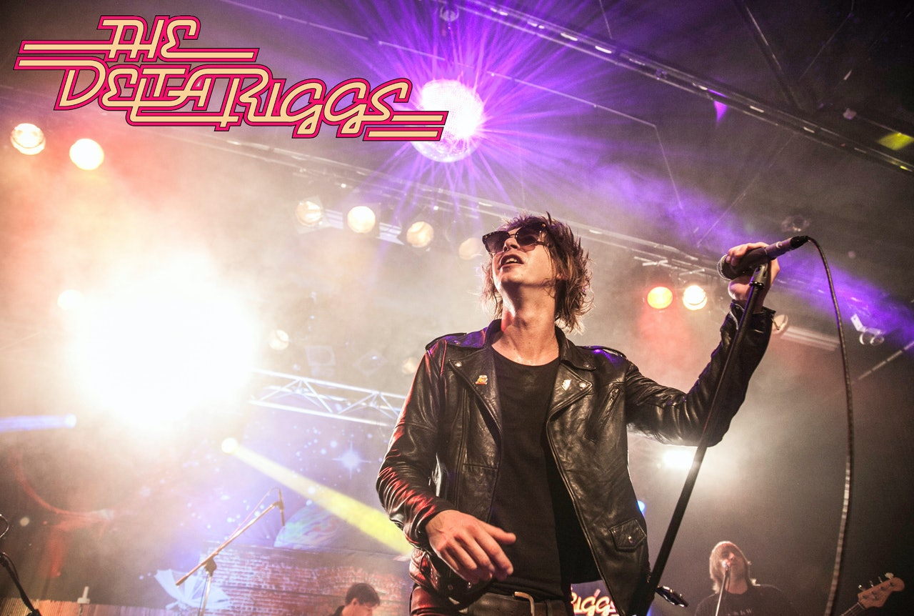 The Delta Riggs Live In Sydney