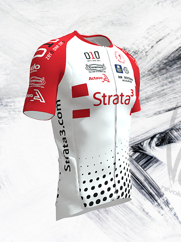 Our Teams 2020 Strata3 - VeloRevolution Kit PRE-ORDER