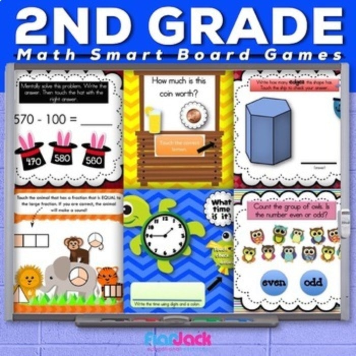 Smart Board & PPT Games