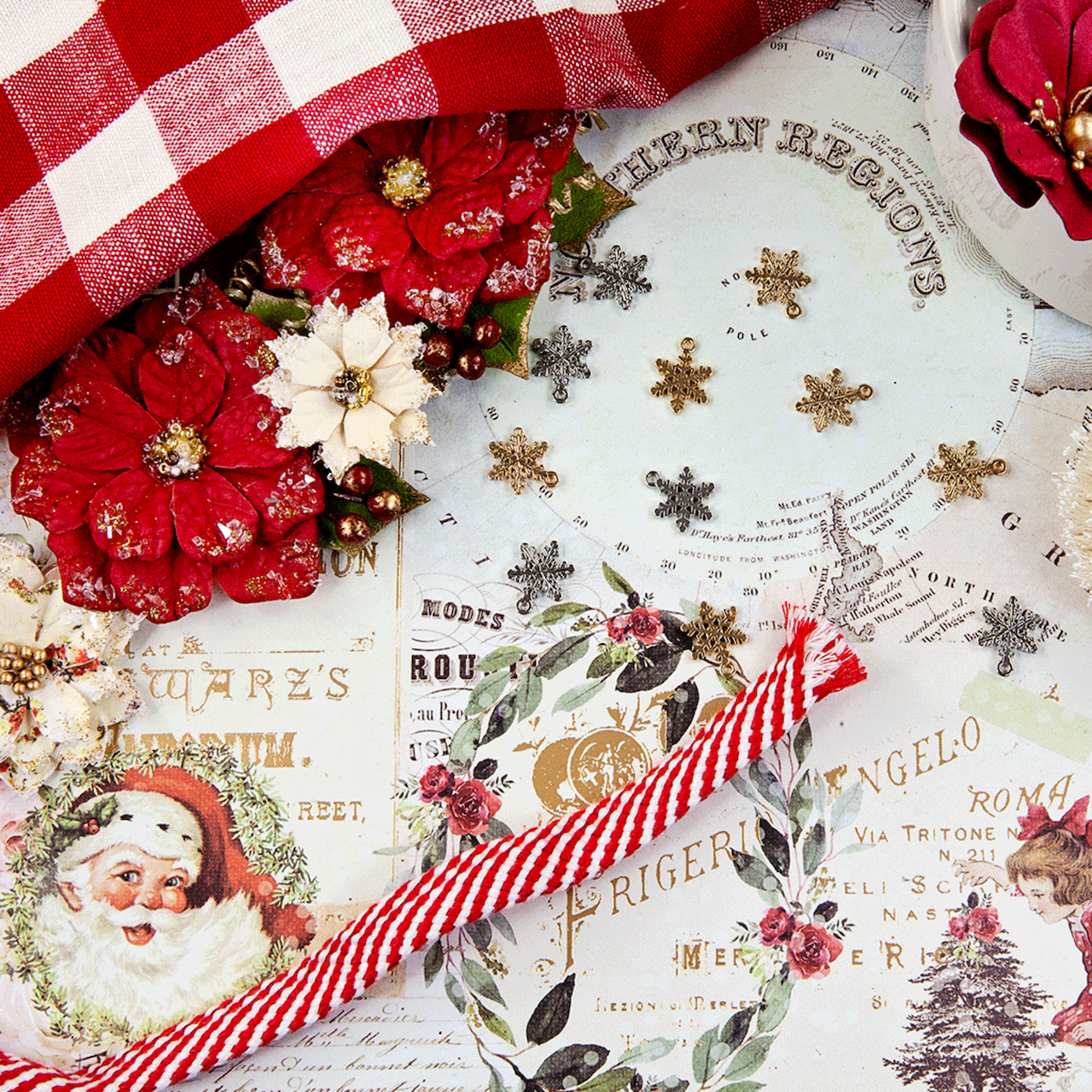 Prima Marketing - Christmas in the Country