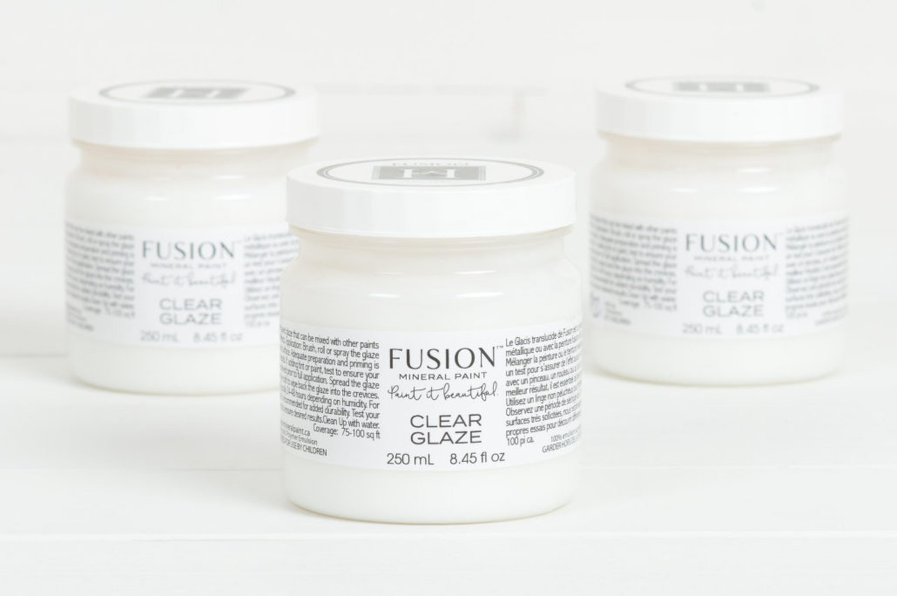 Fusion Glaze & Embossing Paste