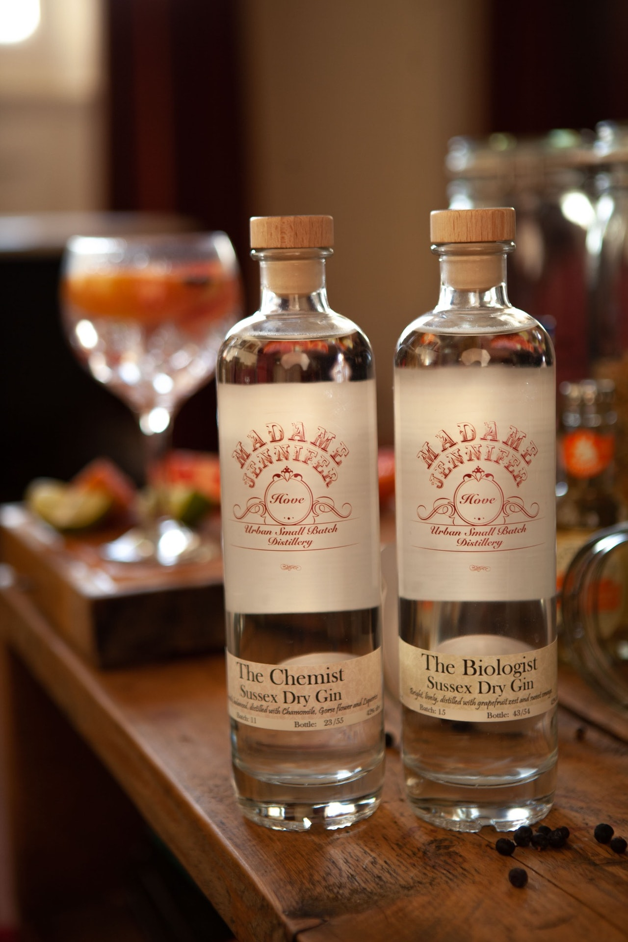 50cl Gins