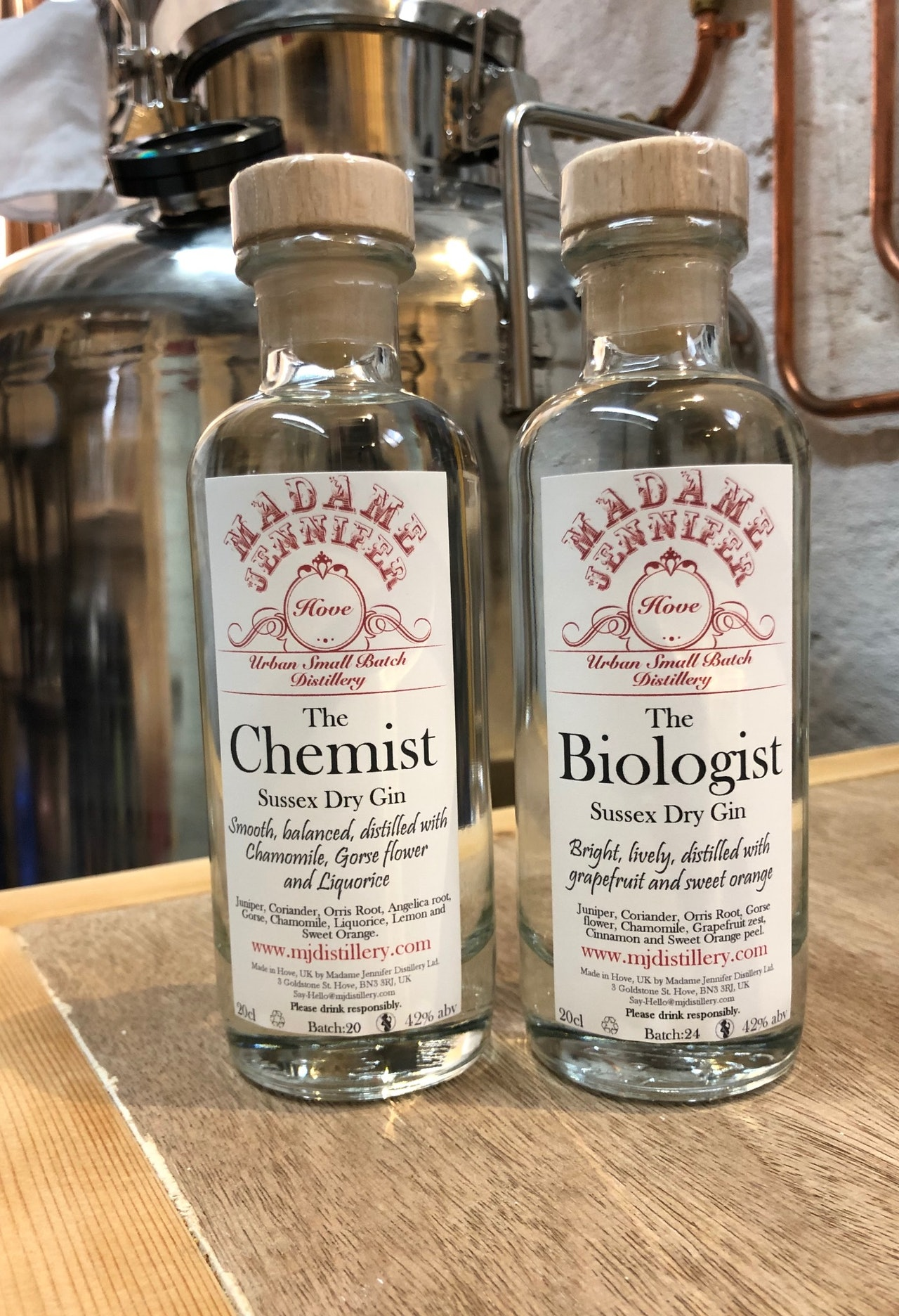 20cl Gins