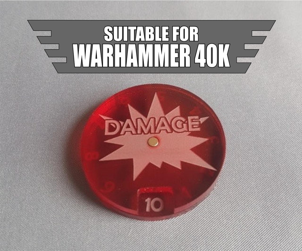 Suitable for Warhammer 40K