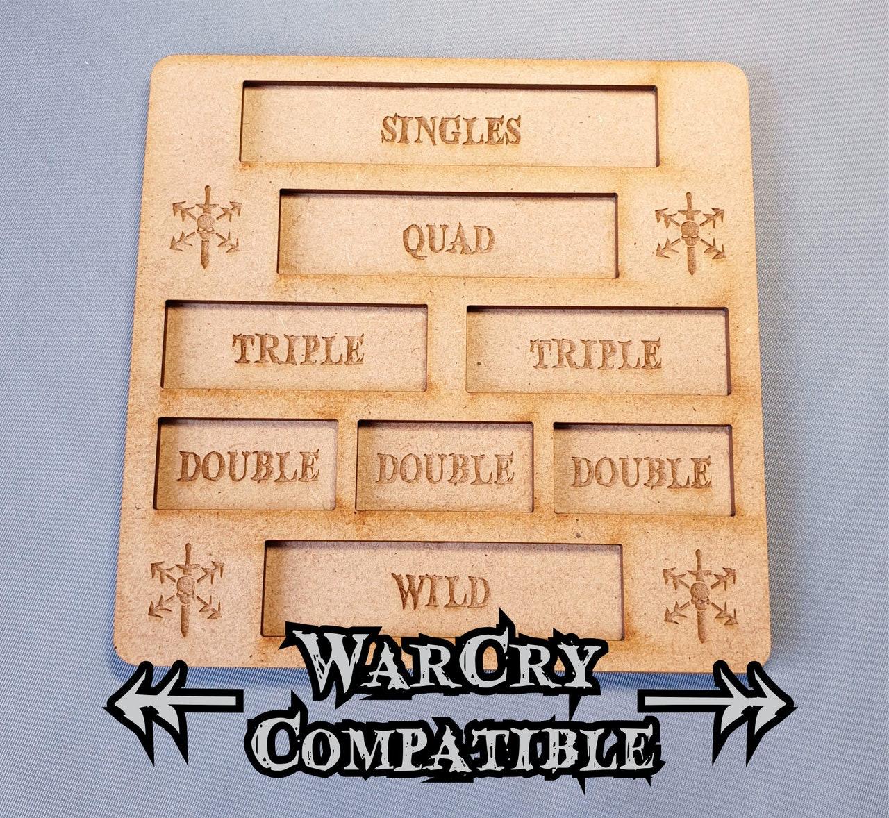 War Cry Compatible