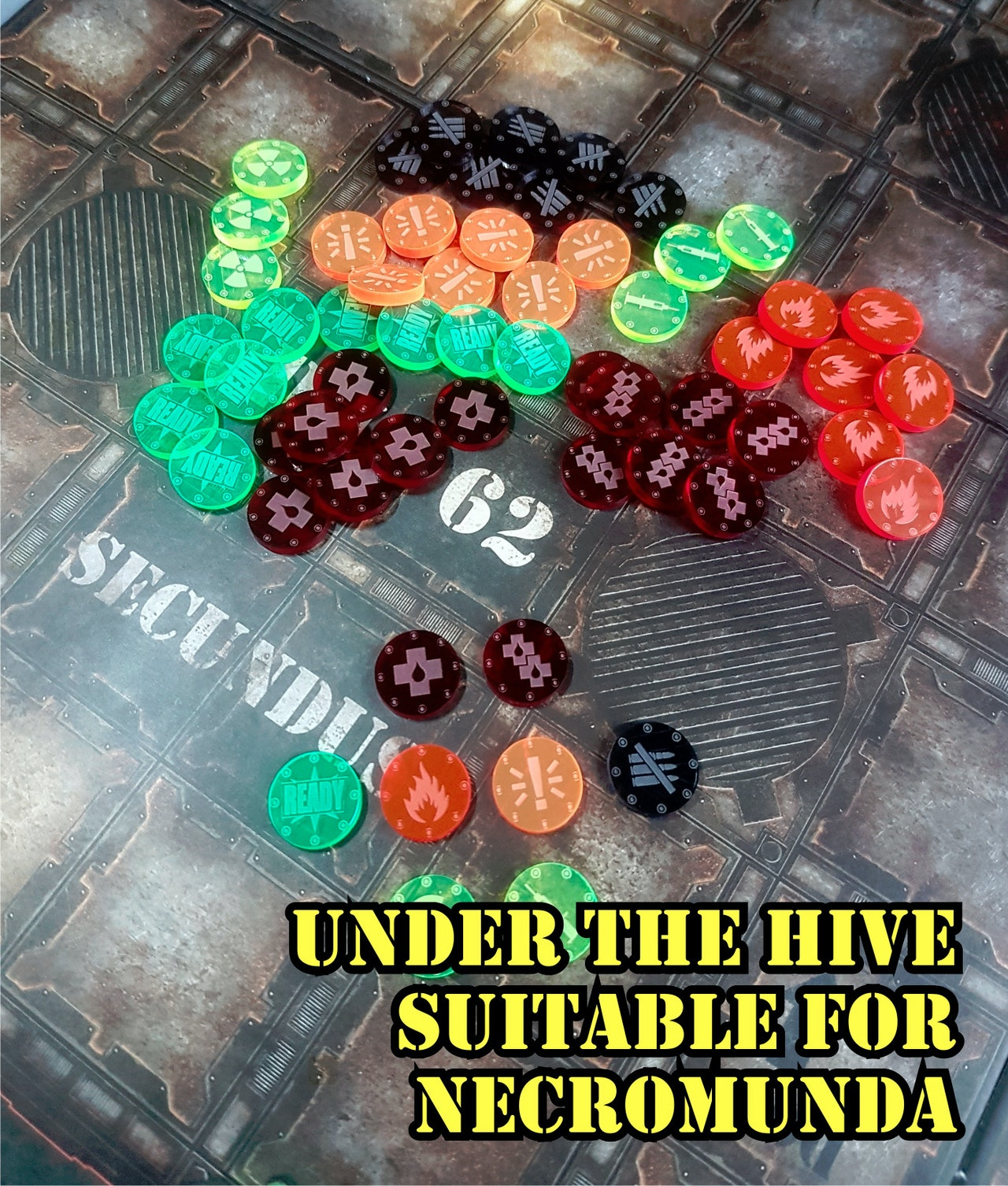 Under the Hive (Suitable for Necromunda)