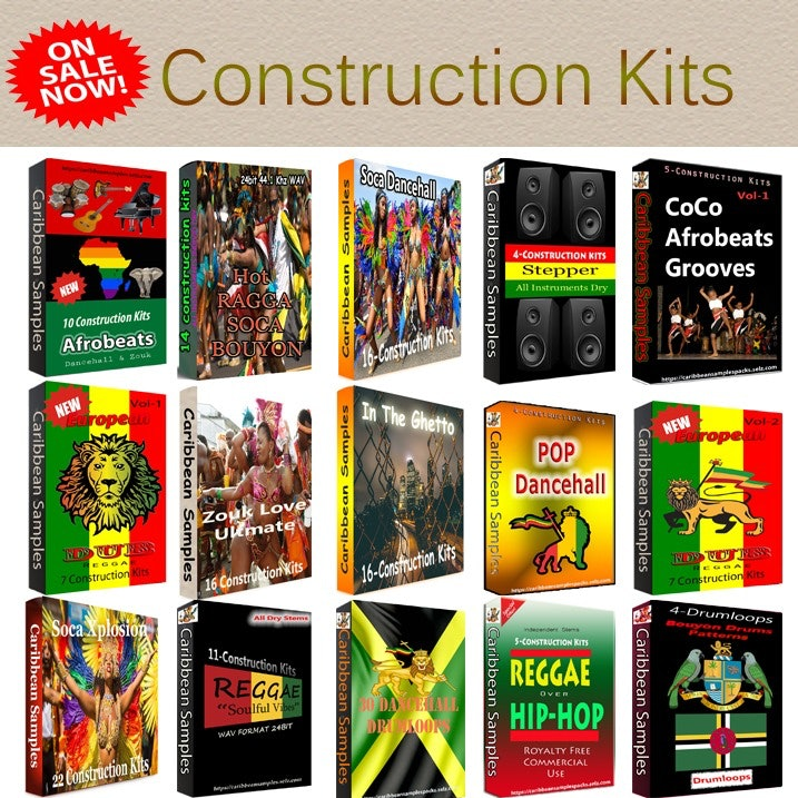 Sounds Kits Independence Stems.