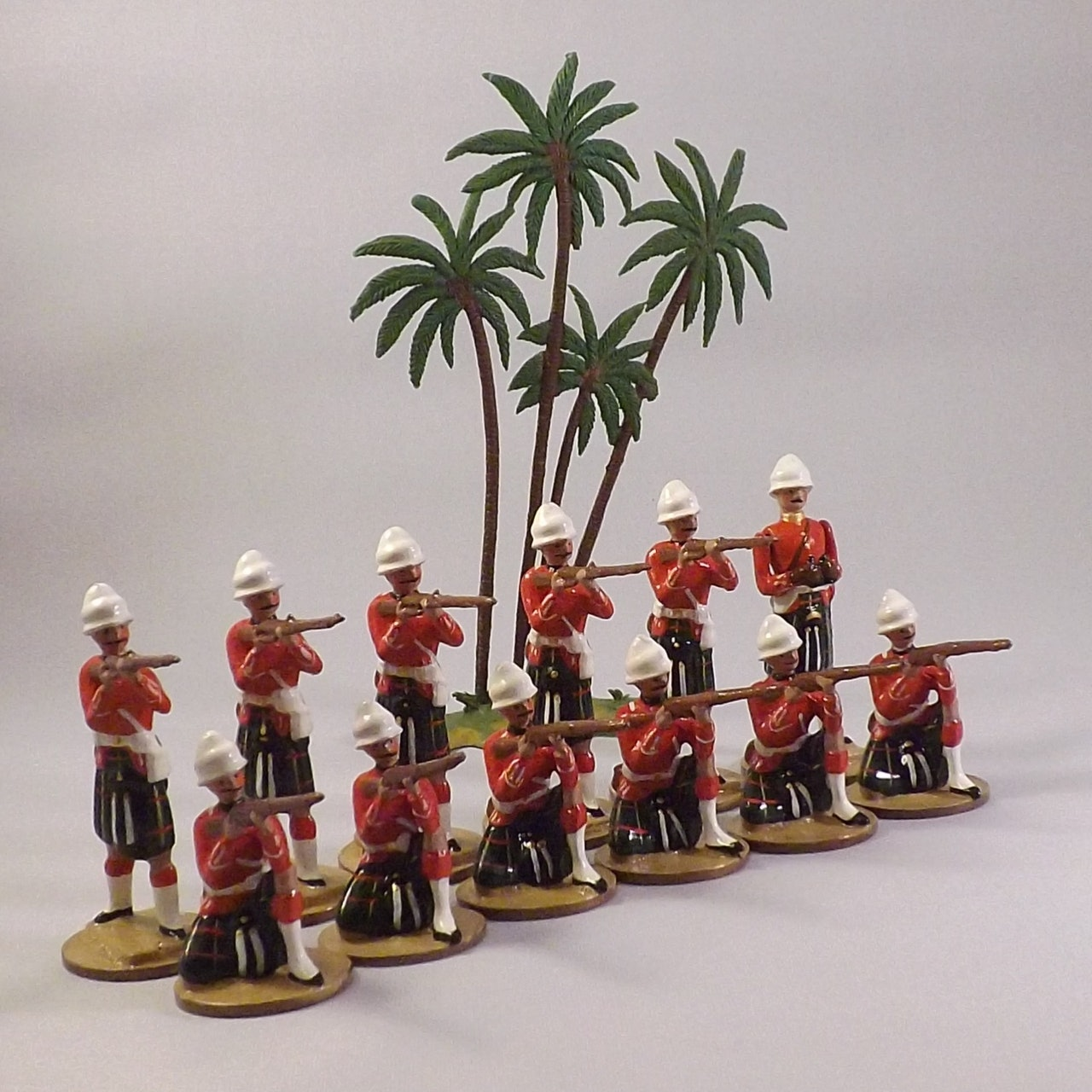 A Gentleman's War.  Infantry Regimental Unit Packs  - Egypt 1882