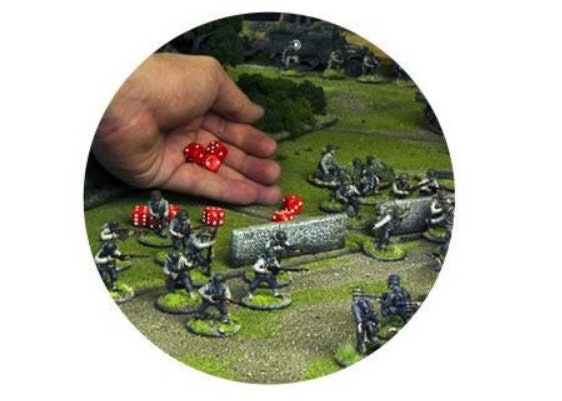 03. Dice, Terrain & Equipment