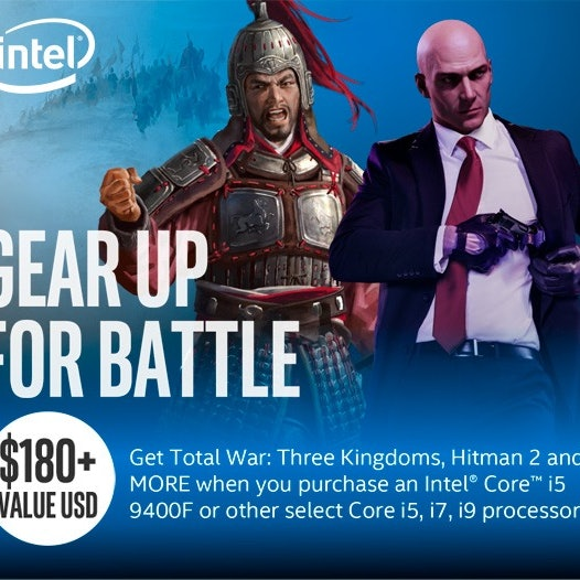Intel Gaming Bundle tuotteet