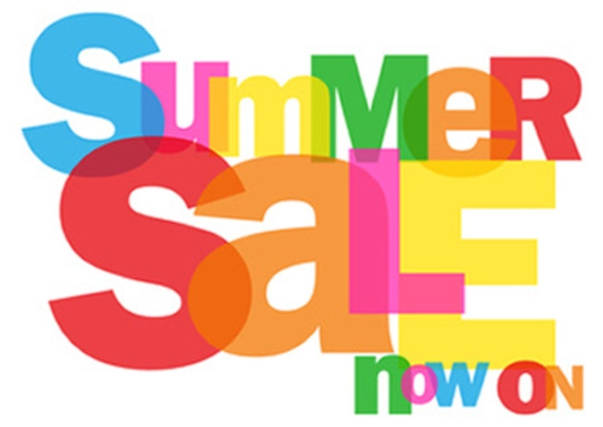 Summer Sale Extravaganza!