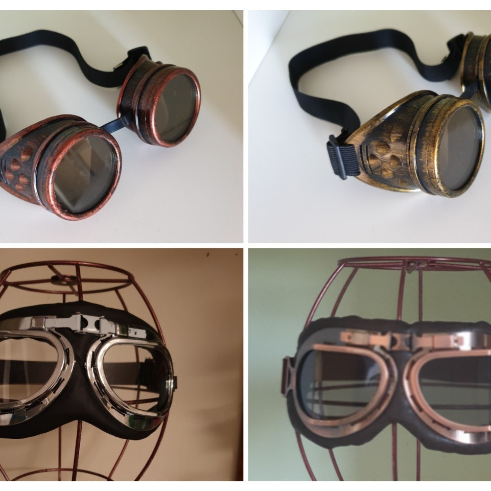 Goggles & Glasses