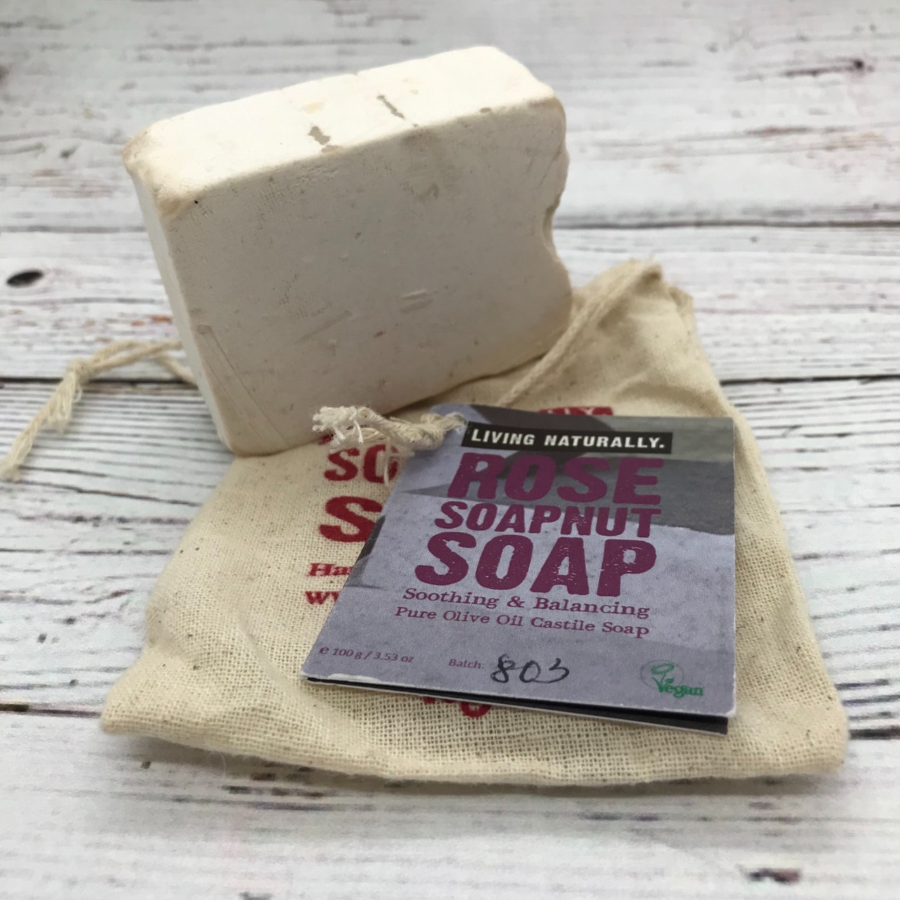Soap and Cleansing Bars