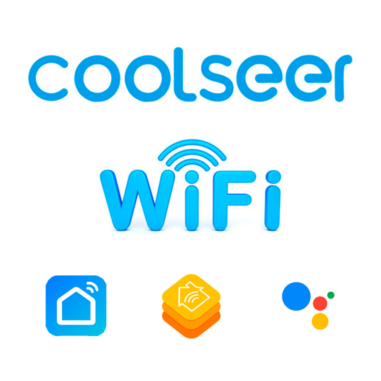 Coolseer Wifi Smart Home