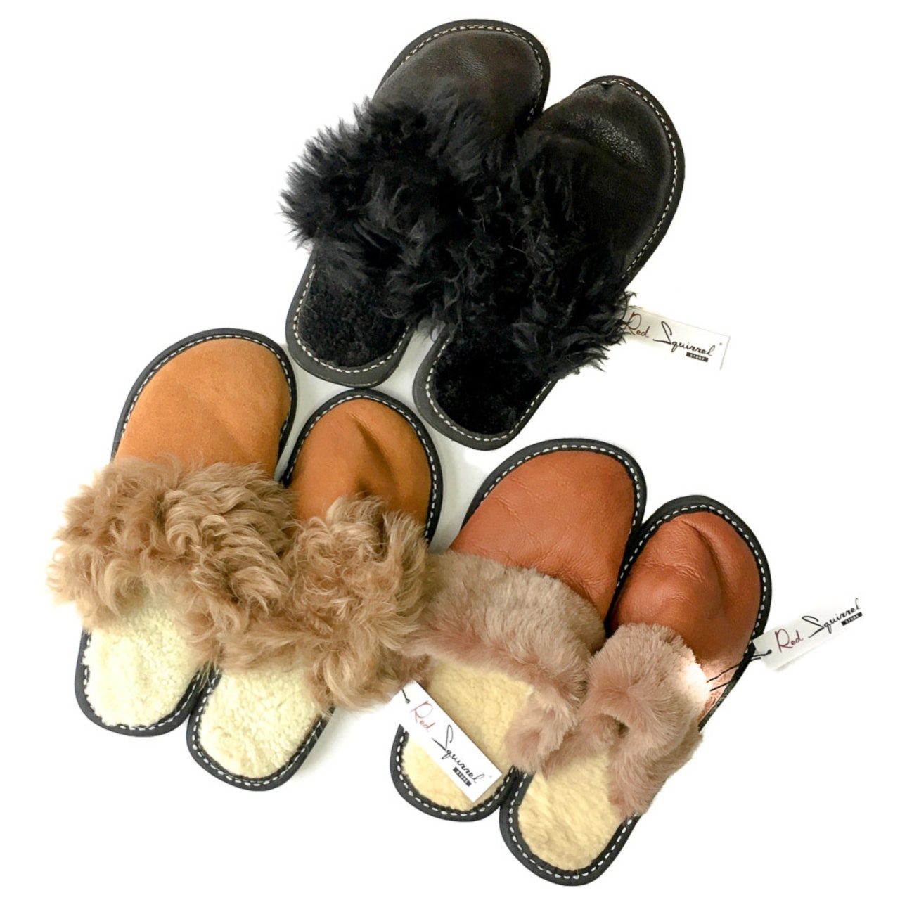 Featured Product - Sheepskin Slippers
