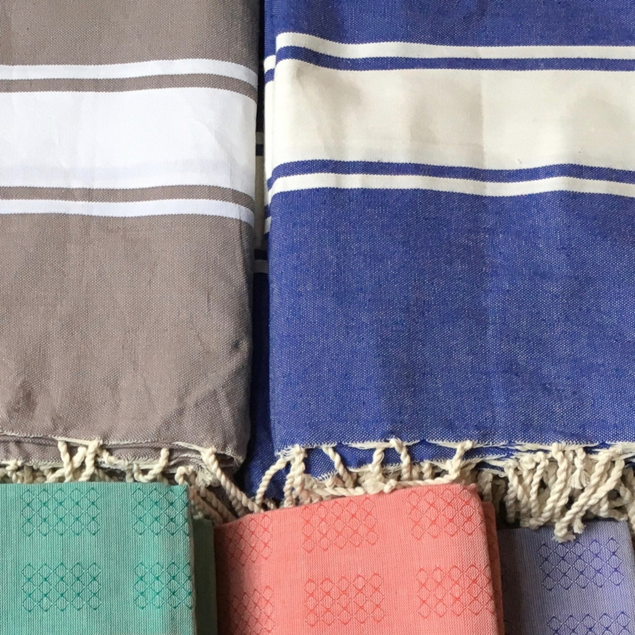 Beach Towel and Throw