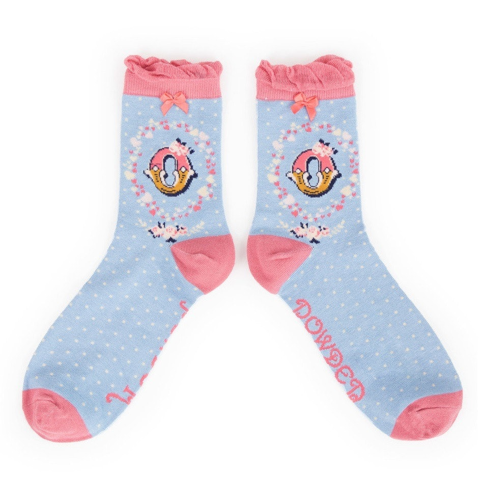 Socks by Initial