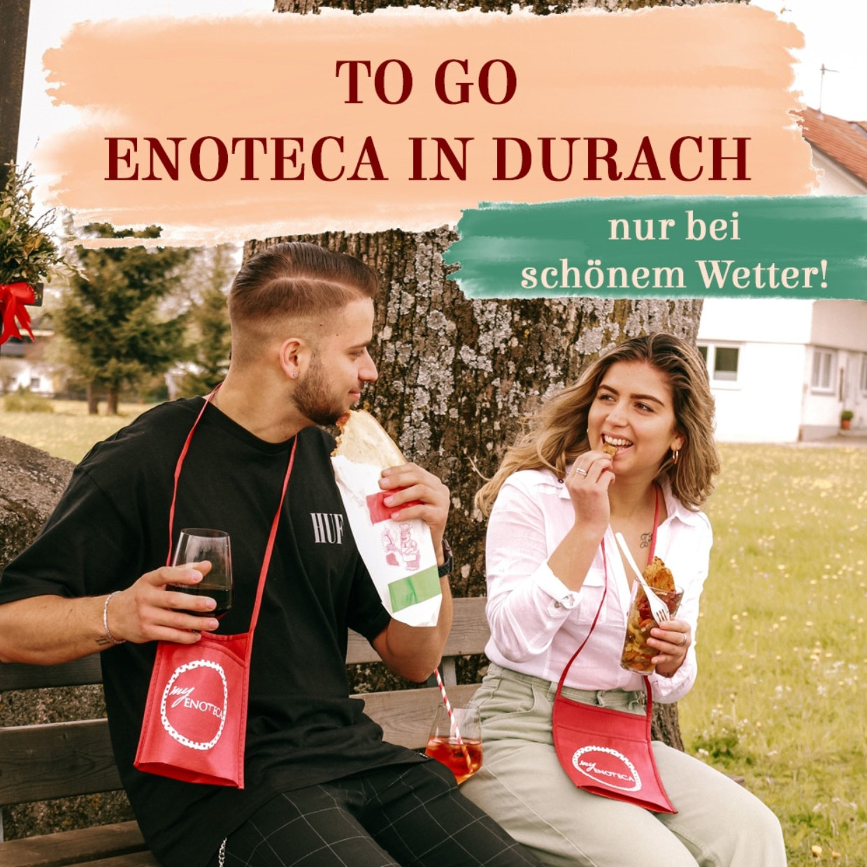 TO GO ENOTECA IN DURACH