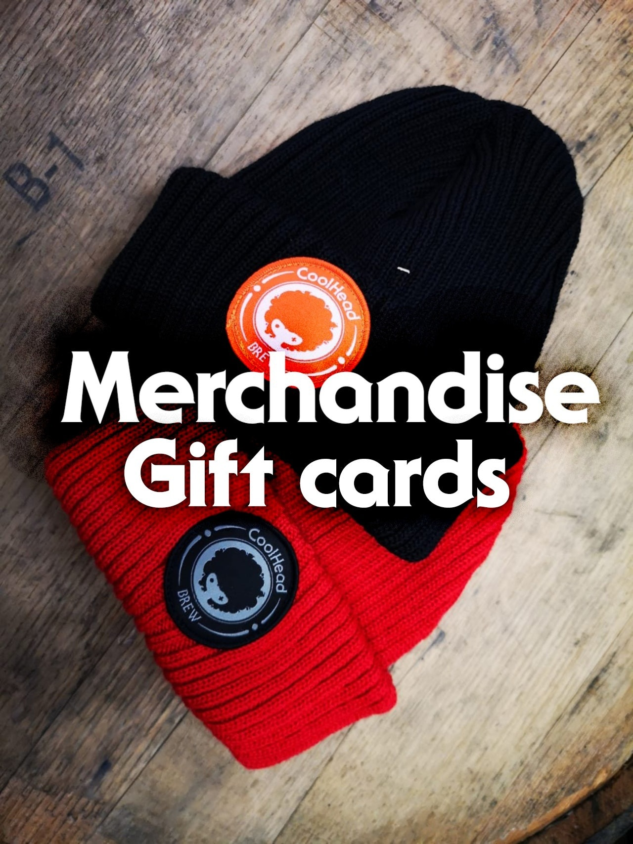 Merchandise & Gift Cards