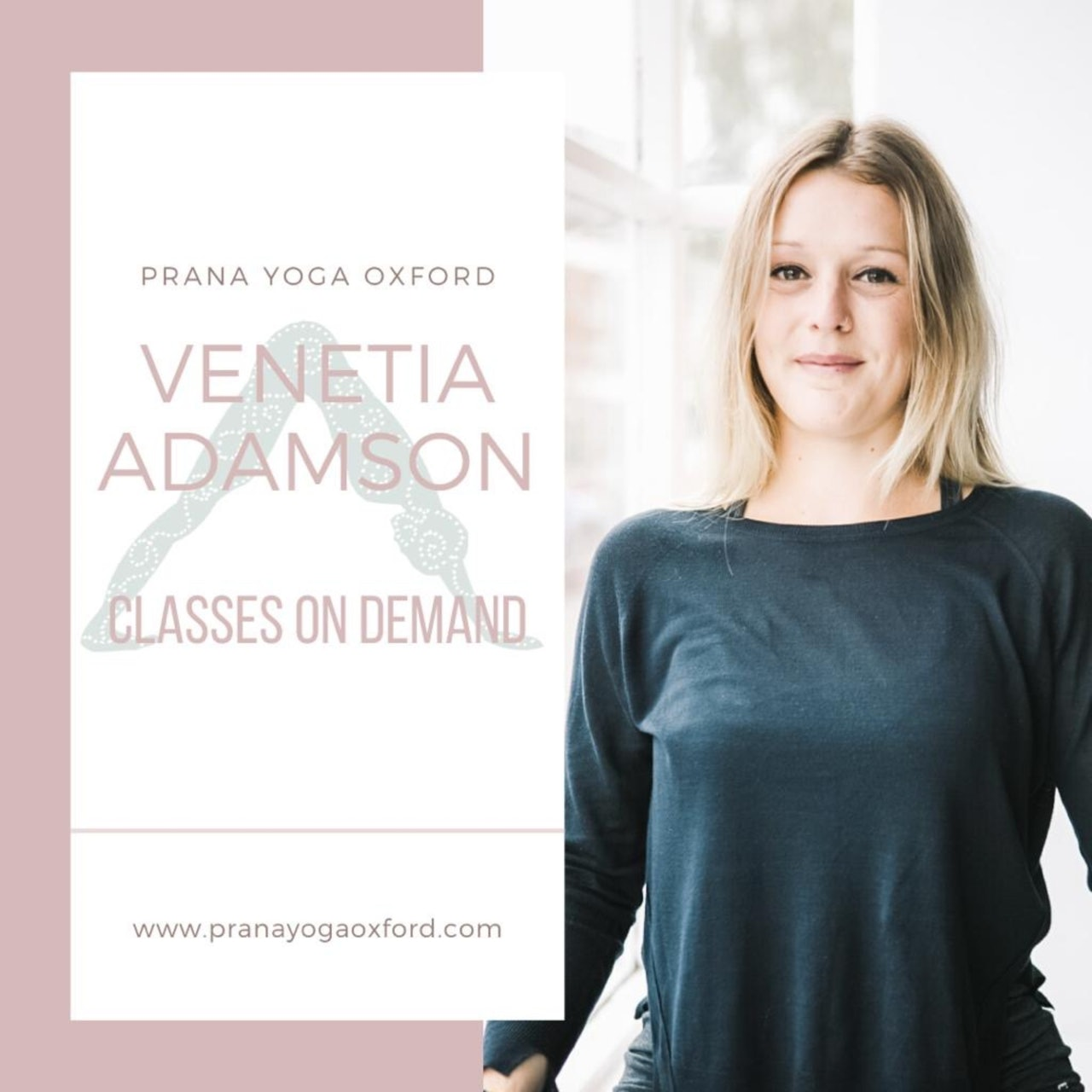 Yoga with Venetia