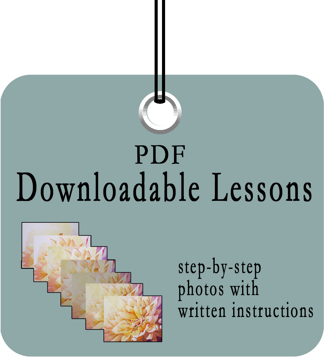 PDF Watercolor Lessons