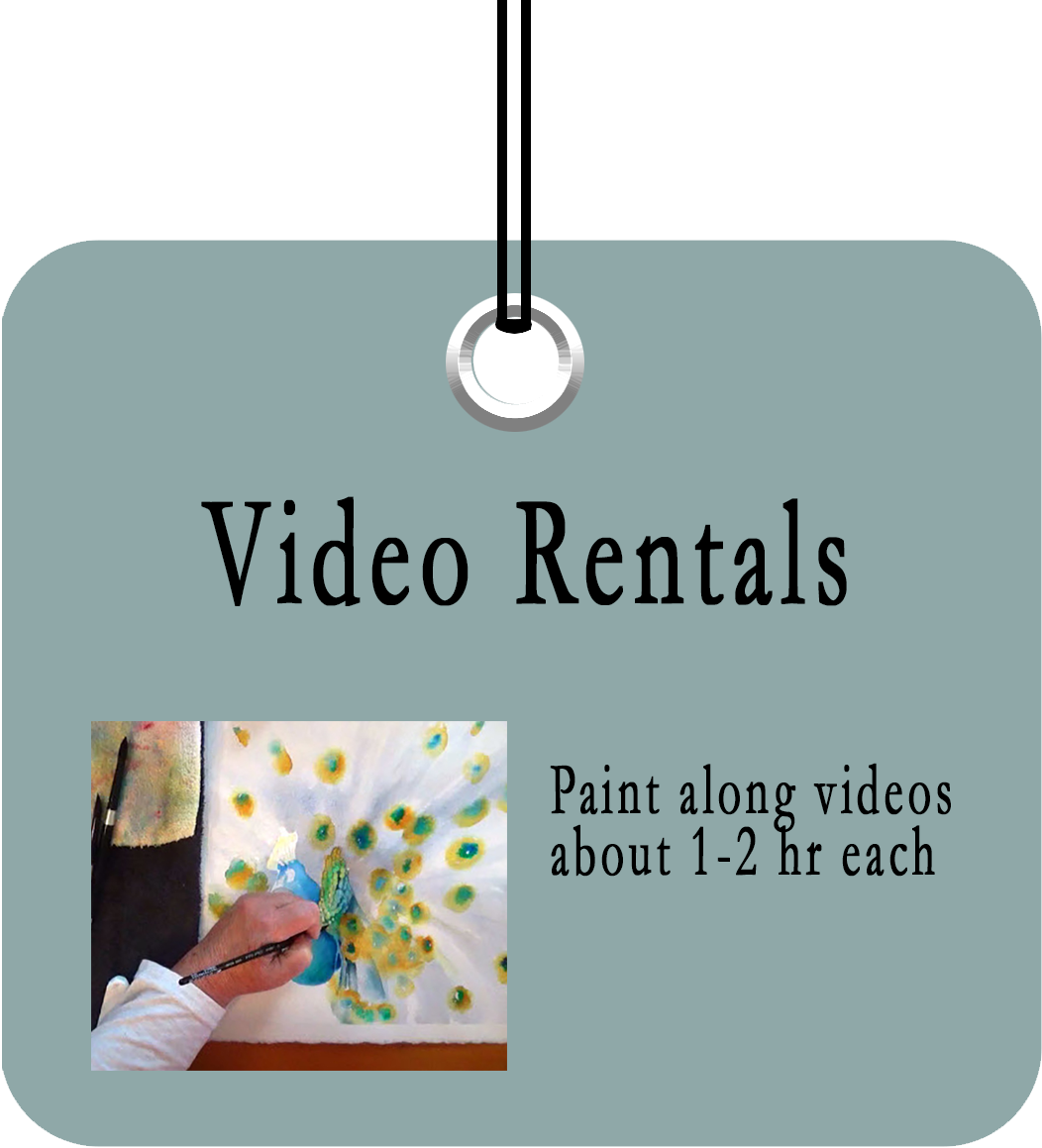 Video Watercolor Lessons